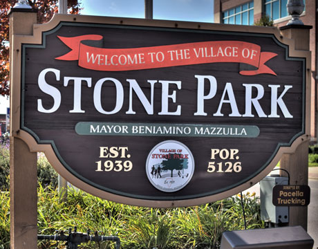 Stone Park Police >> Village Of Stone Park Police Department